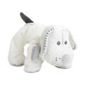 Tiamo Silver Lying Dog 32 cm