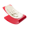 Bloom Babylounger Plexi Rosso / Coconut White