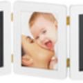 Babyart Double Print Frame