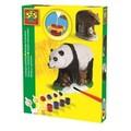 SES Figuren gieten en schilderen SES Pandabeer