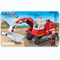 5282 Playmobil Grote Graafmachine