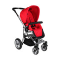 Kidsriver Daisy City Red - Kinderwagen