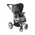 Kidsriver Daisy City Grey - Kinderwagen