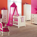 Complete babykamer Babypark Exclusief Shakery Wit transparant