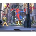 Behang Walltastic Spectacular Spiderman Multicolor