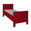 Bed Stokke  Pure Kids Rood 70x150