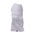 Wikkeldoek Mum2mum Dream Swaddle Bubbel Large Roze