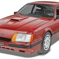 Auto Revell Ford SVO Mustang Rood