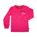 Lief! T-shirt Strik Fuchsia Mt. 74