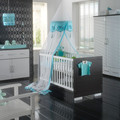Babykamer Casablanca Wit / Noten