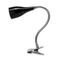 Highlight Elite Klemlamp Zwart