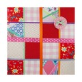 Moepa Memobord Candy Colours Patchwork