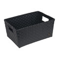 Handed By Open Basket met Handgrepen Dark Grey