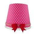 Moepa Hanglamp English Rose Pink Polka