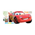 RoomMates Giant Murals Cars Lightning McQueen