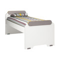Be-Bop Compactbed Wit 90 x 200 cm