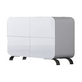 Alondra Commode 4 Laden Premium Wit