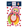 Stickervellen Lady Bell