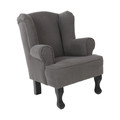 Kidsriver Kinderfauteuil London Grey