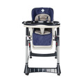 Kidsriver Kinderstoel Brunia Dark Blue