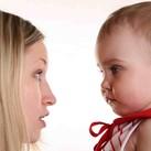 Hoe praat je tegen de baby