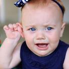 Oorontsteking bij baby's en kleine kinderen
