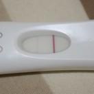 Een vaag streepje, ben ik nu zwanger?